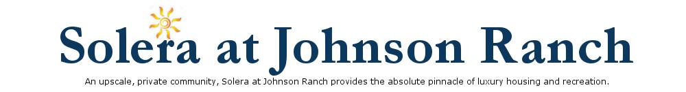 Solera at Johnson Ranch